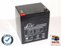 Leoch LP12-5.4 - 12v 5.4ah Alarm Battery